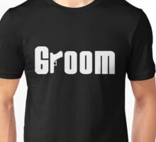 Groom Mob Gun Unisex T-Shirt