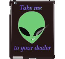take me to your dealer  iPad Case/Skin