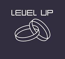 Level Up Wedding Rings Unisex T-Shirt