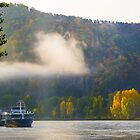 River Cruise Danube by Barry Culling