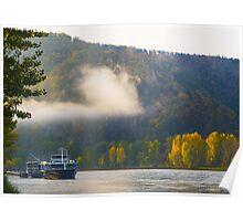 River Cruise Danube Poster