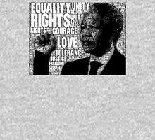 Nelson Mandela typography T-Shirt