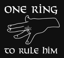 One ring to rule them all by bridal