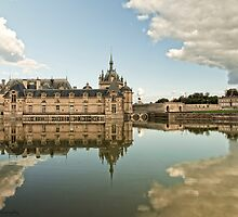 Château de Chantilly - 2 © by © Hany G. Jadaa © Prince John Photography