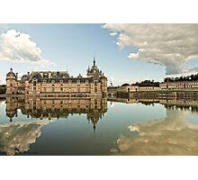 Château de Chantilly - 2 © Photographic Print