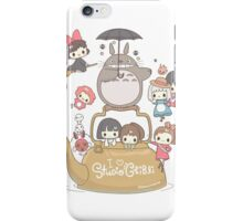 Studio Ghibli Friends iPhone Case/Skin