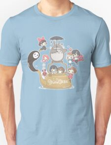 Studio Ghibli Friends T-Shirt