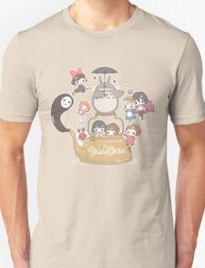 Studio Ghibli Friends T-Shirt