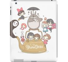 Studio Ghibli Friends iPad Case/Skin