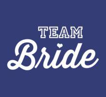 Team Bride by bridal