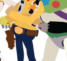 You've Got A Friend In Me Sticker