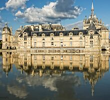 Le Grand Château de Chantilly  © by © Hany G. Jadaa © Prince John Photography