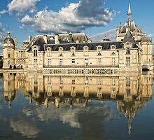 Le Grand Château de Chantilly  © by © Hany G. Jadaa © Prince John Photography