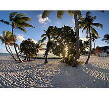 Beach Addiction Photographic Print