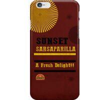 Sunset Sarsaparilla Phone Case iPhone Case/Skin