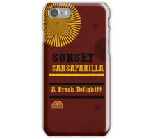 Sunset Sarsaparilla Phone Case iPhone Case/Skin