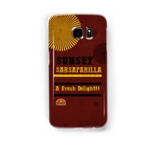 Sunset Sarsaparilla Phone Case Samsung Galaxy Case/Skin