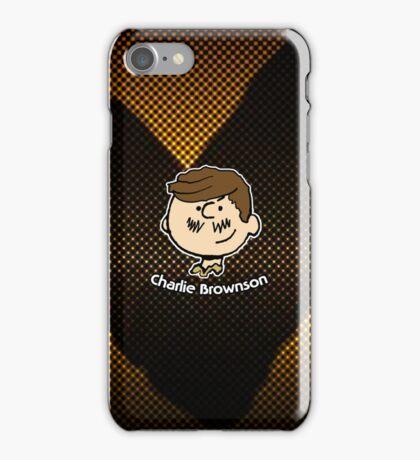 Charlie Brownson iPhone Case/Skin