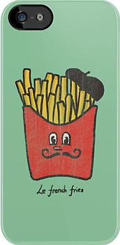 Le French fries by Budi Satria Kwan