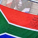 Nelson Mandela -- Viva Madiba by Cora Wandel