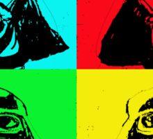 Darth Vader Pop Art Sticker