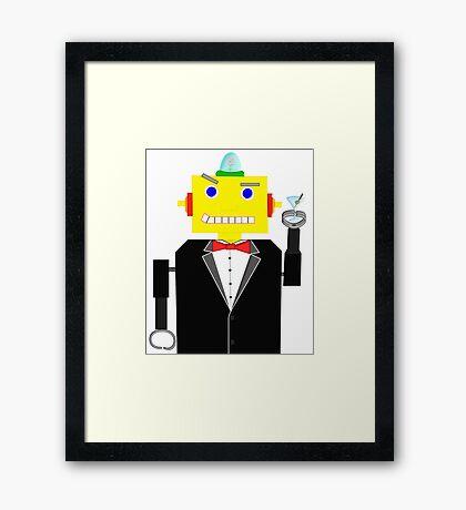 Stay Classy Framed Print
