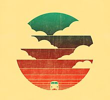 Go west by Budi Kwan