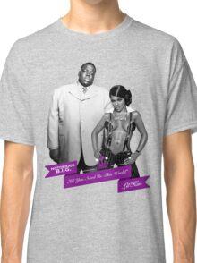 Mr. & Mrs. White Classic T-Shirt