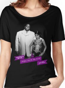 Mr. & Mrs. White Women's Relaxed Fit T-Shirt