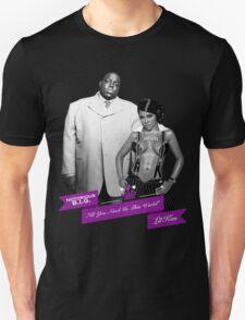 Mr. & Mrs. White T-Shirt