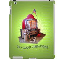 ~ GOOD VIBRATIONS ~ iPad Case/Skin