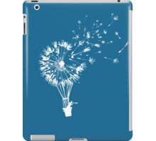 Going where the wind blows iPad Case/Skin