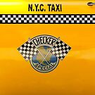 Car - City - NYC Taxi by Mike  Savad