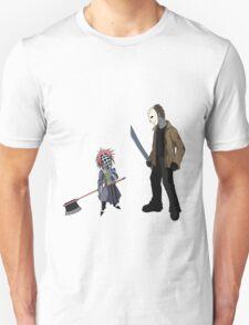 Liz vs Jason Unisex T-Shirt