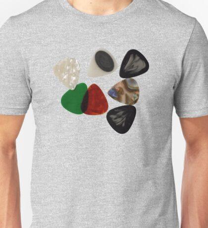 Plectrums/ plectra? Unisex T-Shirt