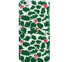 Holly doodles iPhone Case/Skin