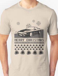 Merry Christmas rx7 T-Shirt