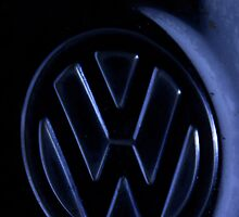 VW Hub Cap by DiamondCactus
