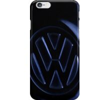 VW Hub Cap iPhone Case/Skin