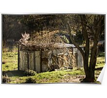 Impressions from Rural Australia / Captains Flat (2) Poster
