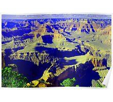 Grand Canyon... South Rim Poster