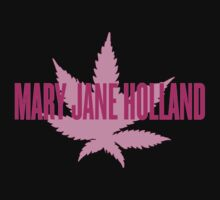 MARY JANE HOLLAND  by ihateyousomuchw