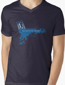 Memento Mori Mens V-Neck T-Shirt