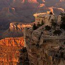Lovers - Grand Canyon by Barbara Burkhardt