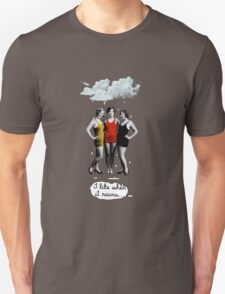 I Love When it Rains Unisex T-Shirt