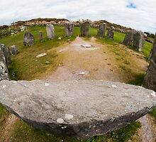 Drombeg Stone Circle by donberry