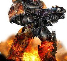 Legion Of The Damned Astartes by FailedDEATH666