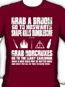 Harry of the DEAD T-Shirt