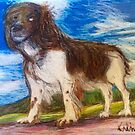 A Dog named Benjy by Diane  Kramer