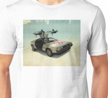 Number 3 - DeLorean Unisex T-Shirt
